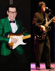 Tribute to Roy Orbison and Buddy Holley