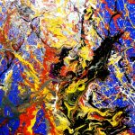After Jackson Pollock: Adventures in Thrown and Dripped Paint