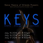 KEYS by Dance Theatre of Orlando presented by ME Dance