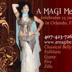A MAGI Belly Dance Anniversary HAFLA!