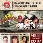Hearts Of Reality Celebrity Competition @Pirates Dinner Adventure
