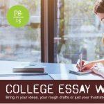 College Essay Workshop - October Session