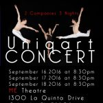 Uniqart Concert Presented by Dance Theatre of Orlando