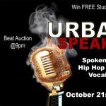 Urban Speaks - Open Mic Night