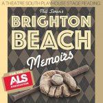 Brighton Beach Memoirs, For ALS RESEARCH