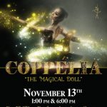 Coppelia at the Dr.Phillips Center for Performing Arts