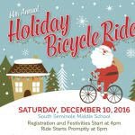 14th Annual Holiday Bike Ride