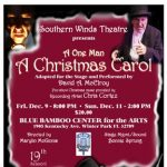 "One Man ""A Christmas Carol"""