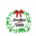 Breakfast with Santa at the Central Florida Zoo