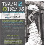 Trash 2 Trends A Recycled Runway Show