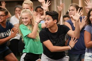 """""""Broadway Bound: Triple Threat!"""" High School Company Musical Theater Camp: 9th – 12th Grade"""