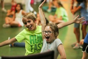 """Movie Mania"" Elementary Camps – 1st-5th Grade"