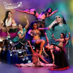 """""""An Evening Unveiled"""" presented by Orlando Bellydance"""