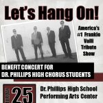 America's #1 Frankie Valli Tribute Show, Let's Hang On!