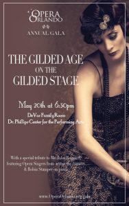 The Gilded Age on the Golden Stage: Opera Orlando Gala