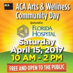 ACA Arts and Wellness Community Day