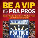 PBA Tour Finals at Main Event