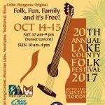 Lake County Folk Festival 20