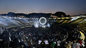 Special Event: DAVID GILMOUR LIVE AT POMPEII
