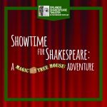 Showtime for Shakespeare: A Magic Tree House Adventure