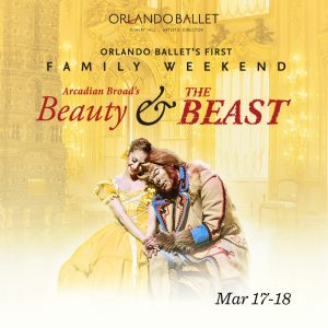 Arcadian Broad's Beauty & the Beast Family Weeke...