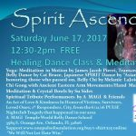SPIRIT ASCEND: Free Healing Dance, Yoga & Meditation