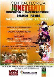 Central Florida Juneteenth