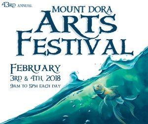 43rd Annual Mount Dora Arts Festival