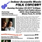 Indoor Acoustic Music Concert