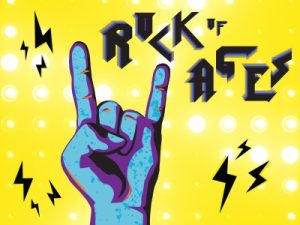Rock of Ages at Osceola Arts!