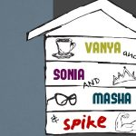 Vanya and Sonia and Masha and Spike at Osceola Arts!