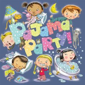 Pajama Party at Osceola Arts!