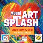 Mount Dora 2nd Friday Art Splash