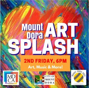 Mount Dora 2nd Friday Art Splash