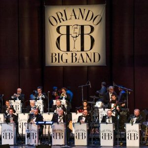 Orlando Big Band presents Swingin' Live!