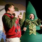 Sleigh! Presented by Gromalot Theatre Factory