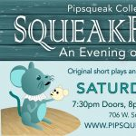 SqueakFest 2017: An Evening of Pint-sized Theatre