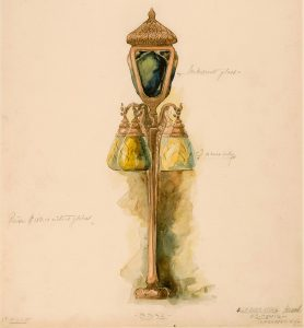 Tiffany Studios Designs