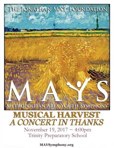 Musical Harvest: Concert in Thanks