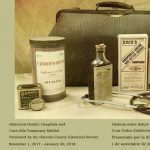 Historical Health: Hospitals and Cure-Alls Exhibit