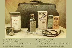 Historical Health: Hospitals and Cure-Alls Exhibit...