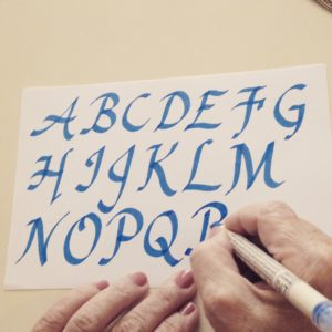 Workshop - The Art of Calligraphy