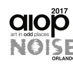 Art in Odd Places: NOISE