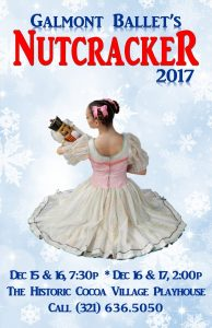 Galmont Ballet The Nutcracker 2017