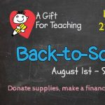 Back-to-School Drive