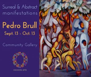 Pedro Brull: Surreal & Abstract Manifestations