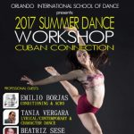 WORKSHOP - Cuban Connection Summer 2017