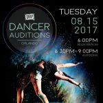 Dancer Auditions for DRIP