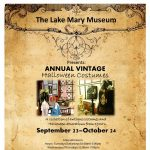 Annual Vintage Halloween Costumes Exhibition