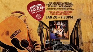Lonesome Traveler: The Concert (A Tribute to Ameri...